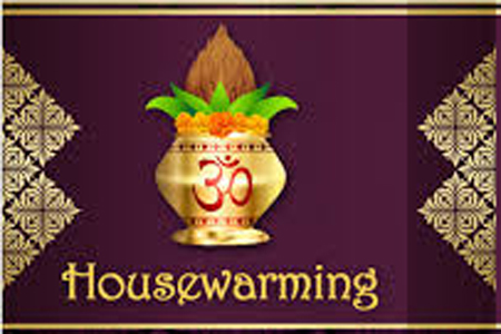 Vastu for House warming