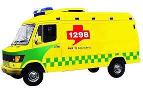 1298 Ambulance