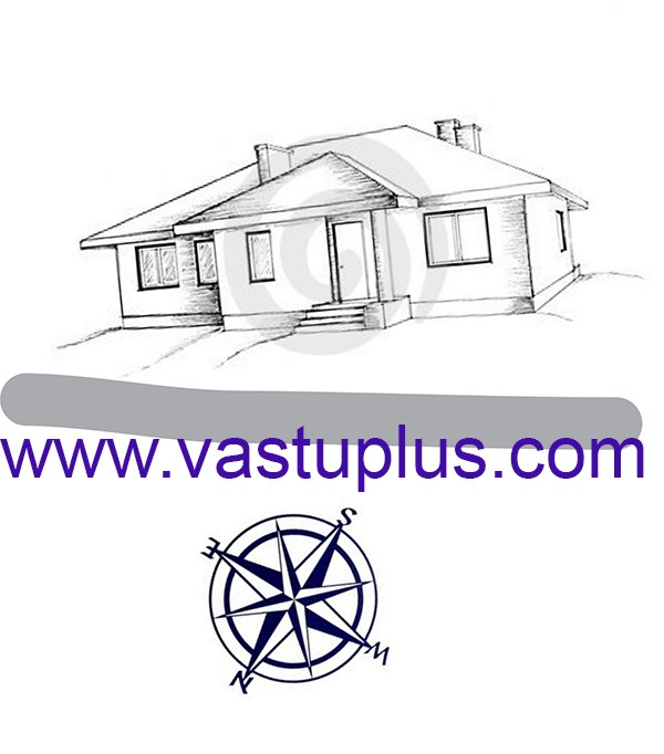 Vastu for North-West Facing House