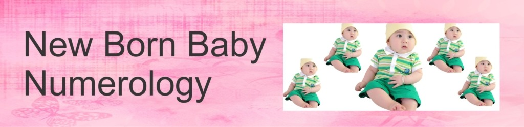 New Born Baby Name Numerology